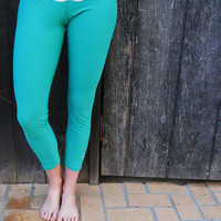 siren II lace waist yoga leggings