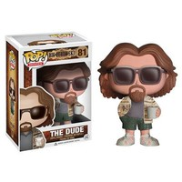 The Big Lebowski The Dude Pop! Vinyl Figure