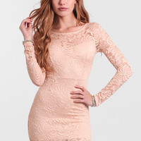 Guest Of Honor Lace Dress