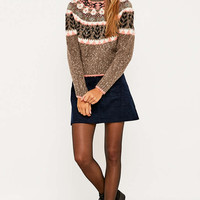 Kimchi Blue Up North Sweater - Urban Outfitters