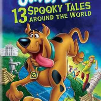 Scooby Doo 13 Spooky Tales Around