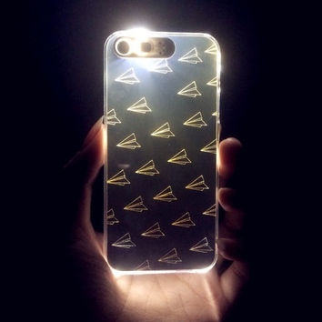 Hot Deal On Sale Cute Stylish Iphone 6/6s Iphone Apple Transparent Lightning Phone Case [8003642695]