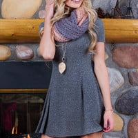 Carolina Dress - Grey