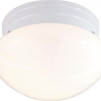 "Nuvo 77-060 - 8"" Close-To-Ceiling Flush Mount Ceiling Light"