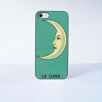 La Luna  Plastic Case Cover for Apple iPhone 5s 5 4 4s 5c 6 6s Plus
