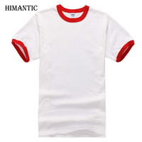 T Shirts Men O-Neck Short Sleeves Summer Slim Fit Cotton Men T-shirts Men Top Tees Shirts Clothing