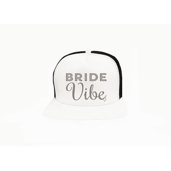 Bride Vibe Trucker Hat