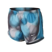 Nike Store. Nike Printed Tempo Girls' Running Shorts