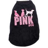 High Quality Summer Pet Dog t Shirt Harness dog summer clothes Cute Lovely dog Vest Shirts For Puppy Cats pet shop