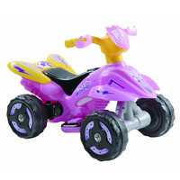 Kids Girls Ride On ATV 6V Toy Quad Battery Power Electric 4 Wheel