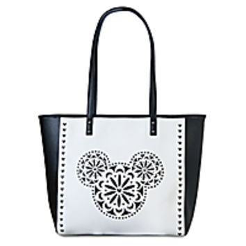 Mickey Mouse Icon Laser Cut Tote by Vera Bradley