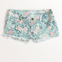 Bullhead Fray Hem Hawaii Print Shorts at PacSun.com