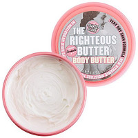 Soap & Glory The Righteous Butter Body Butter, Very Dry Skin Formula, 1.69 oz (DLX Travel Size) NEW!