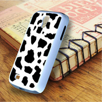 Cow Skin Samsung Galaxy S4 Case