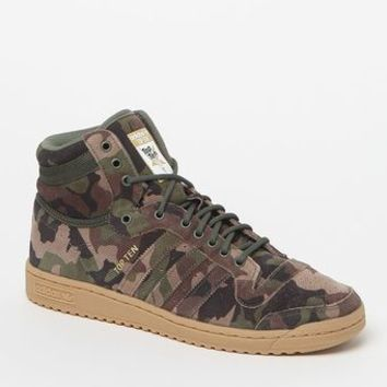 adidas Top Ten Hi Camo Shoes at PacSun.com