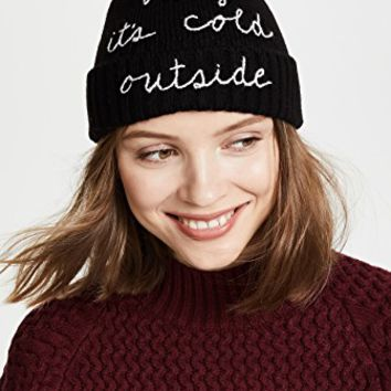 Baby Its Cold Outside Beanie