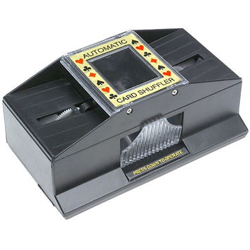 Pavilion Games Battery Operated Card Shuffler