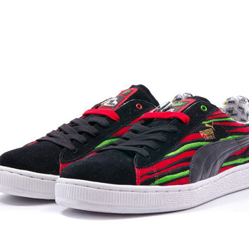 "PUMA SUEDE - A TRIBE CALLED QUEST ""YO MTV RAPS"" (UNRELEASED SAMPLE) – PACKER SHOES"