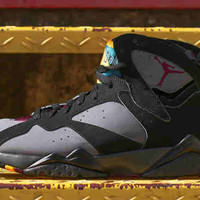 "Women's Nike Air Jordan 7 Retro ""Bordeaux"""