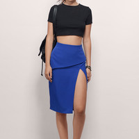 So Caught Up Pencil Skirt
