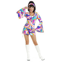 Disco Hottie 70s Costume