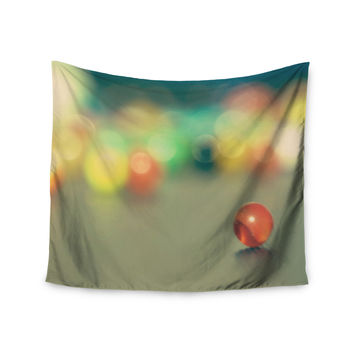 "Sylvia Coomes ""Marble Bokeh"" Multicolor Abstract Wall Tapestry"