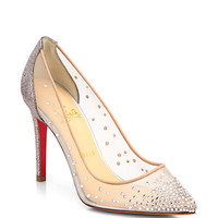 Christian Louboutin -Body Strass Glitter Pumps