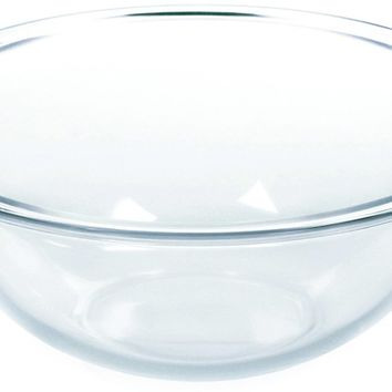 Glass Mixing Bowl - 4.2 Qt - CASE OF 150