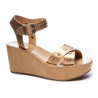 OZZIE WEDGE SANDAL