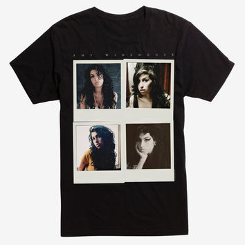 Amy Winehouse Photos T-Shirt