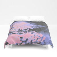 Only for a Moment Duvet Cover by duckyb