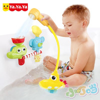 Fountain Baby Bath Toys Game for Children Kids Water Spraying Taps Bathroom Submarine Bathtub Toys Play Sets dabblingl Toys Gift