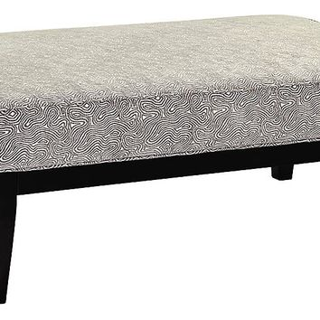 Brielyn Oversized Accent Ottoman  - Linen