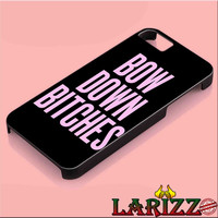 Bow Down Beyonce for iphone 4/4s/5/5s/5c/6/6+, Samsung S3/S4/S5/S6, iPad 2/3/4/Air/Mini, iPod 4/5, Samsung Note 3/4 Case *007*