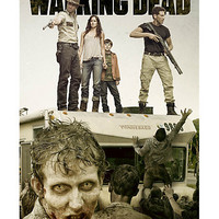 The Walking Dead RV Poster | Hot Topic