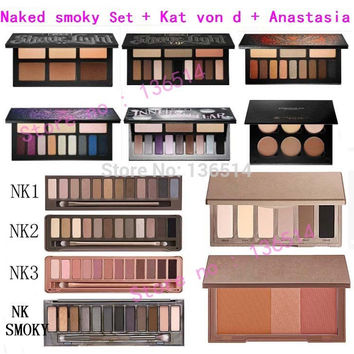 Urban Decay Naked Makeup  All In One On Sale (nk1,nk2,nk3,Smoky,Basics)