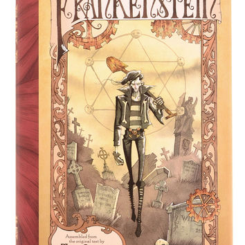 Frankenstein Graphic Novel by Gris Grimly