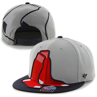 Boston Red Sox Stake Out Snapback Adjustable Cap by '47 Brand - MLB.com Shop