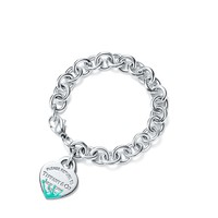 Tiffany & Co. - Return to Tiffany®:Color Splash Heart TagBracelet