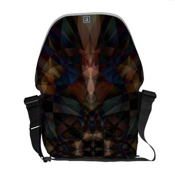 Cathedral Courier Bag