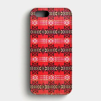 Pendleton Cotton Spa Towels iPhone SE Case