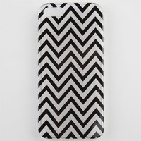 Chevron Iphone 5 Case Clear One Size For Women 23664690001