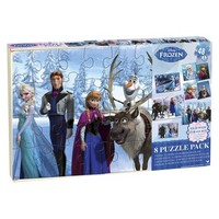 Disney Frozen Super Sized Puzzle