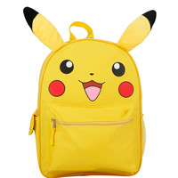Pokemon Pikachu Character Backpack