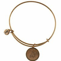 Alex and Ani Initial Bangle | Bloomingdale's