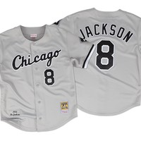 Bo Jackson<br>1993 Authentic Jersey<br>Chicago White Sox | Mitchell & Ness