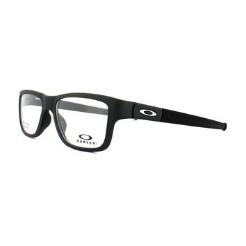 Oakley Glasses Frames Marshal Trubridge OX8091-01 Satin Black 53mm