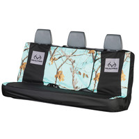 Exclusive Realtree Mint Camo Switch Back Bench Seat Cover