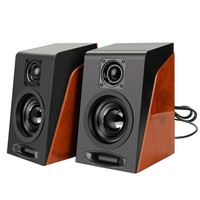 New Creative MiNi Subwoofer Restoring Ancient Ways Desktop Small Computer PC Speaker With USB 2.0 3.5mm Interface for Notebook
