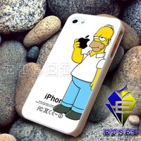 Homer Simpson For iPhone case Samsung Galaxy case Ipad case Ipod case